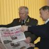 газету «Суворовский натиск»