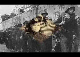 «Уходит от берега Ястреб морской» (1941)