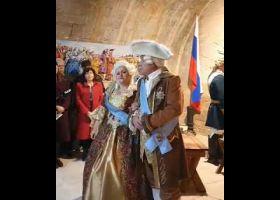 290-летию со дня рождения великого полководца Суворова А.В. посвящается